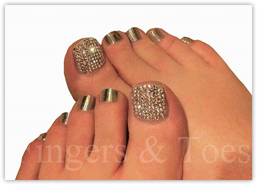 top-rated authentic how to buy great discount for Prices for Swarovski Crystal Pedicure